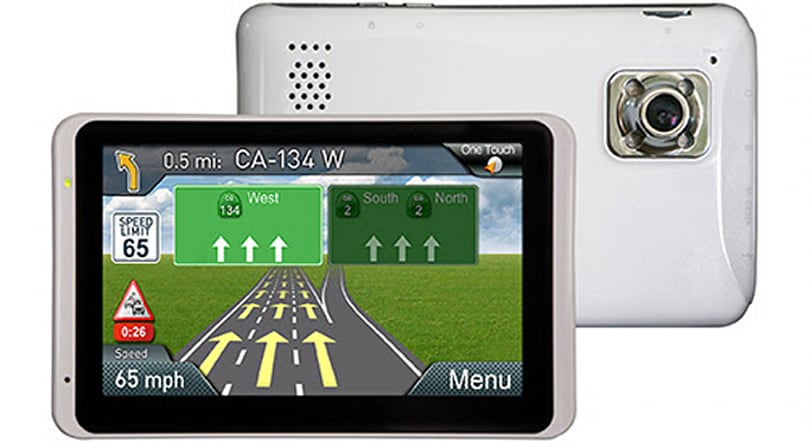 Magellan's new RoadMate GPS stays relevant by including a dash cam