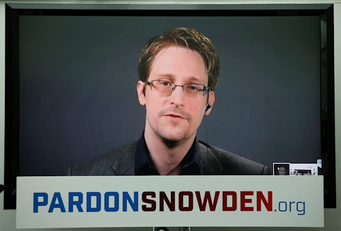 Snowden never filed paperwork requesting a pardon