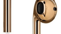 Jony Ive creates solid gold EarPods for charity auction