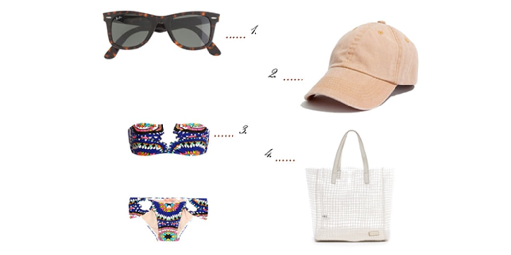 Playing Favorites: Spring Accessories