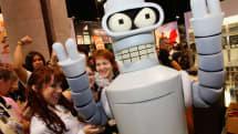The next 'Futurama' mobile game has the show's creators aboard