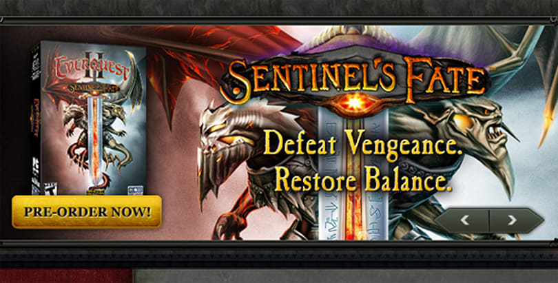 Exclusive: International community members will get the Sentinel's Fate headstart after all