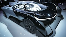 Faraday Future cleared to test self-driving cars in California