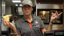 Burger King gets appy with new mobile payment product
