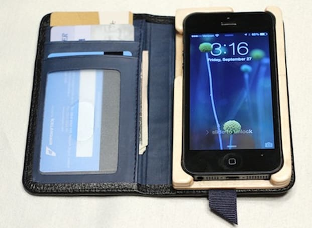 Pad & Quill Little Pocket Book for iPhone 5/5s: Review and giveaway