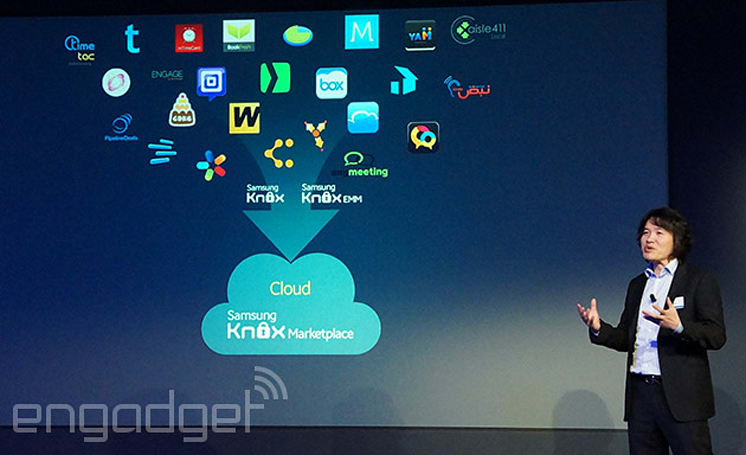 Samsung unveils Knox 2.0, lets users run Google Play apps even more securely
