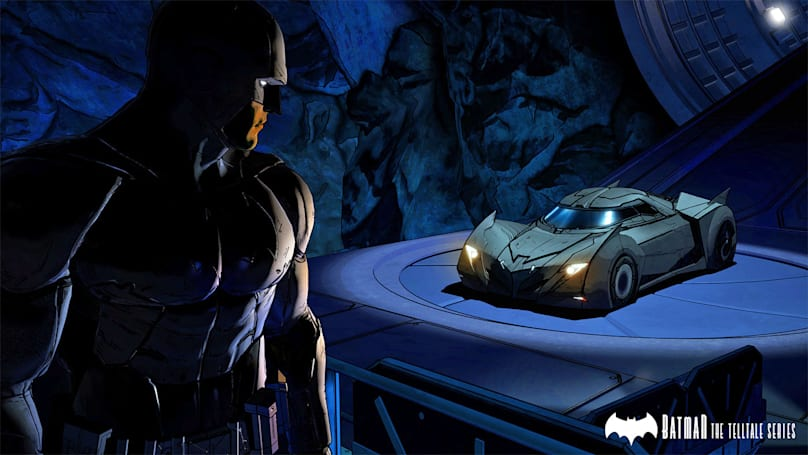 Telltale's episodic 'Batman' game launches this summer
