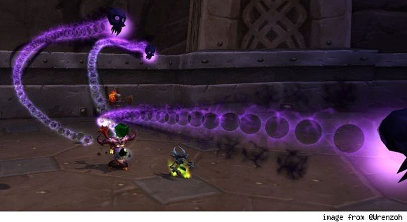 Blood Pact: Playing an 85 warlock with MoP mechanics