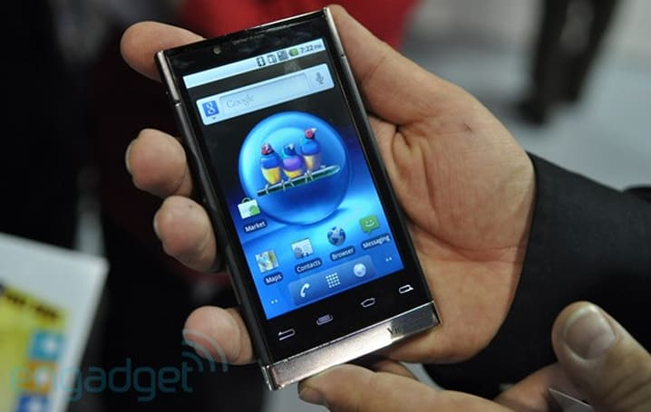 Android 2.4 reportedly coming in April, headed to ViewSonic ViewPad 4?