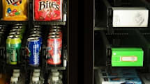 Flickr find: Someone forgot to restock the vending machine!