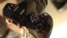 Hands-on with Olympus's E-410 and E-510 DSLRs