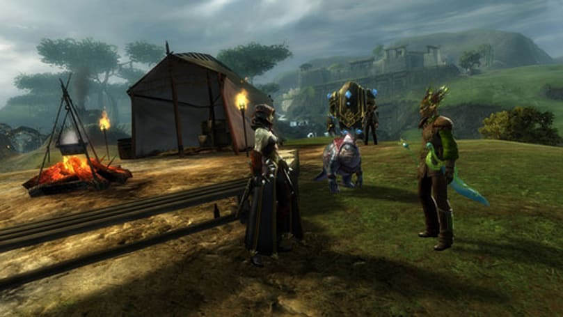Guild Wars 2 dodges subscription fee in China