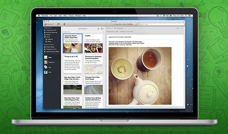 Evernote 5 for Mac beta is here to keep you on the bleeding edge of hyperorganization (video)
