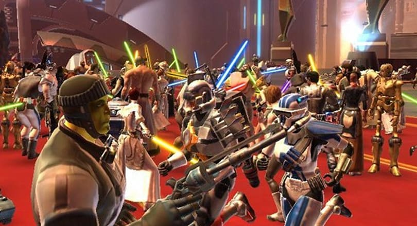 SWTOR executive producer reveals the state of the game