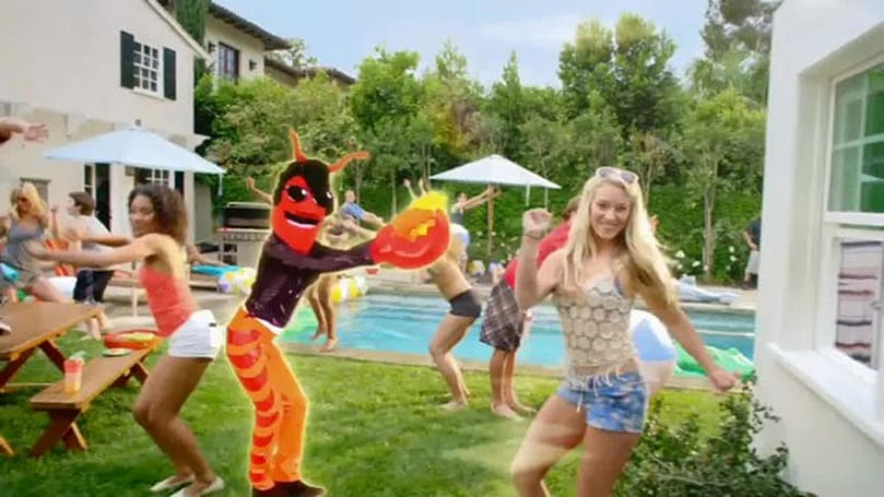 Just Dance 4 is here to make your hallucinogenic dreams into reality