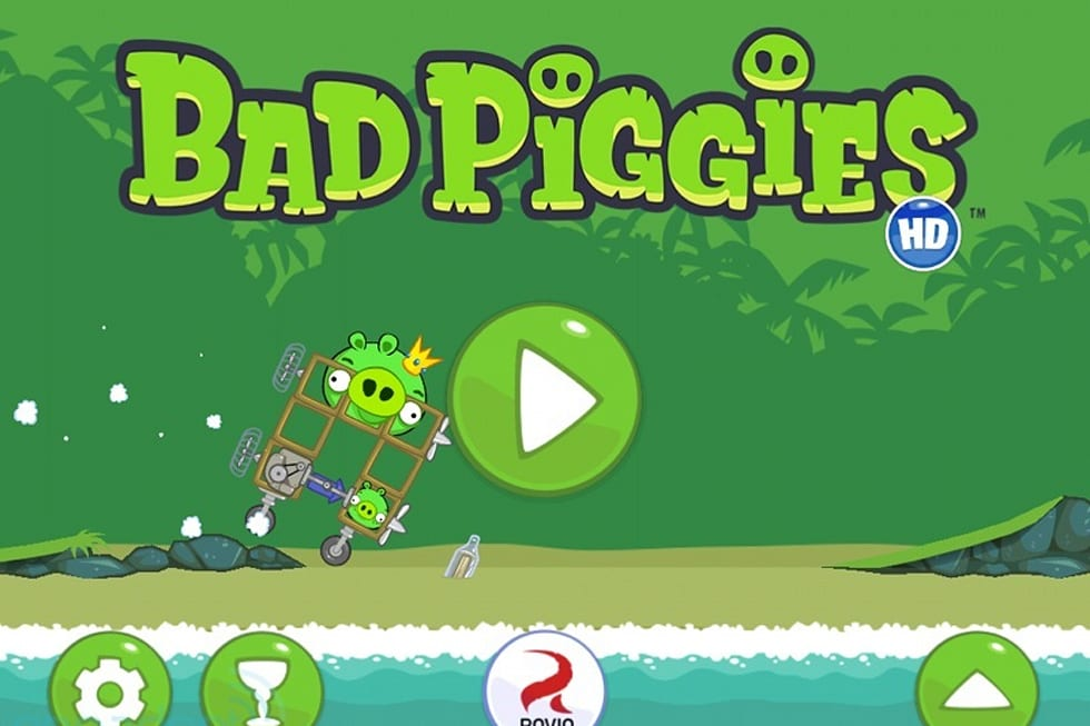 Angry Birds sequel 'Bad Piggies' launches tomorrow, we go ...