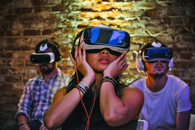 Kaleidoscope VR film fest will embark on a world tour