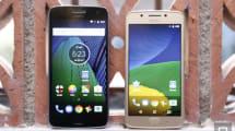 Die neuen Moto G5 und Moto G5 Plus