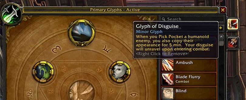 5 stupid-awesome uses for the Glyph of Disguise