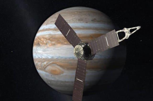 Juno passiert heute den Jupiter in Rekordnähe