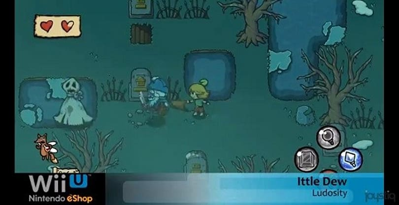 Nintendo shows off 18 indie games for Wii U in video montage