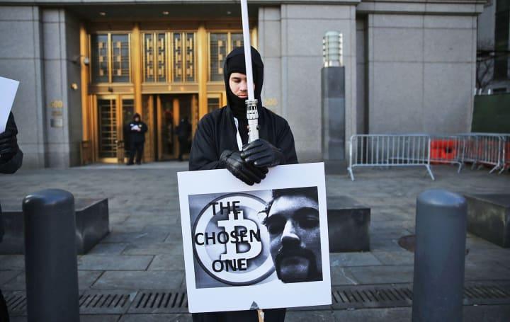 Coen brothers are writing 'Dark Web,' the Silk Road movie
