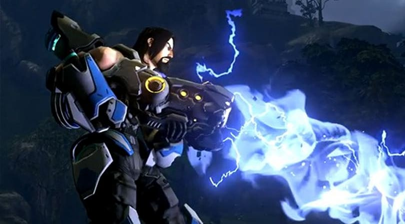 New Firefall dev diary discusses special effects