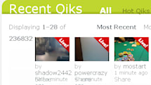 Qik video streaming service now ready for J2ME phones