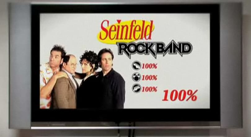 Funny or Die introduces us to Seinfeld: Rock Band
