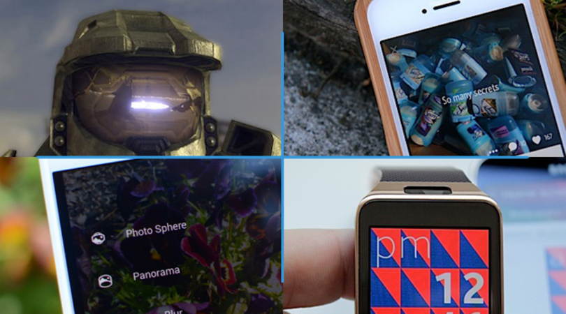 Daily Roundup: Samsung Gear 2 review, allure of the anonymous internet and more!