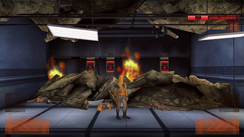 RedShift is a nailbiter of a game for iOS