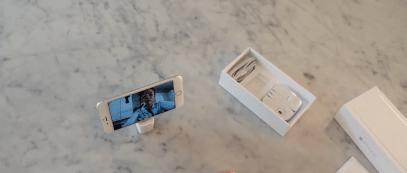 Cycloramic teaches users a DIY phone hack so the app keeps working