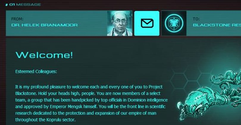 Blizzard's Project Blackstone is a Heart of the Swarm viral campaign