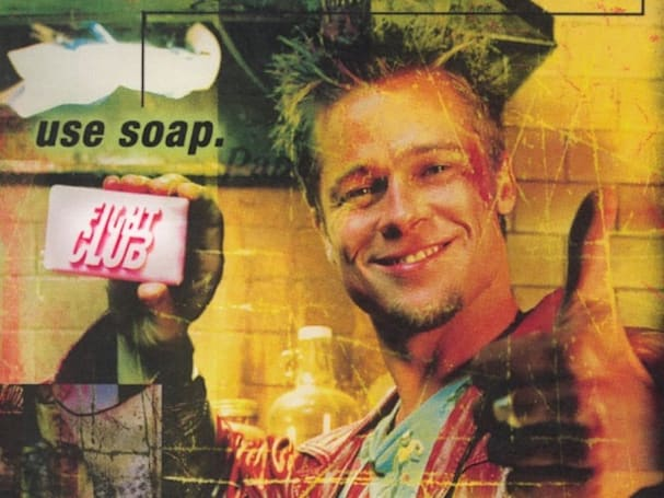 Fox breaks the first rule, talks about Fight Club on Blu-ray