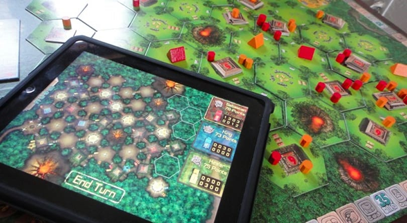 App Review: Tikal offers jungle brilliance for 10 action points a turn