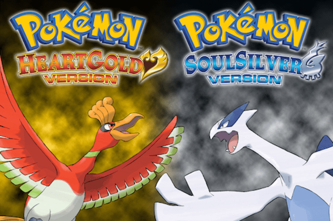 Pokemon HeartGold, SoulSilver soundtracks now on iTunes