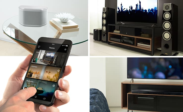 MusicCast is Yamaha's answer to Apple Airplay and Google Cast