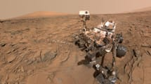 Curiosity awakens from nap to resume full operations