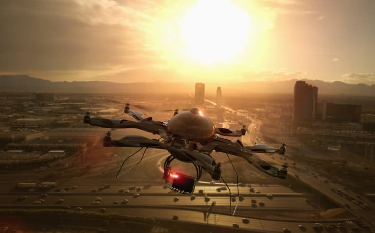 Apple is reportedly using drones to improve Maps