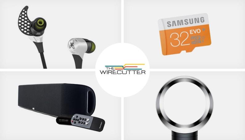 The Wirecutter's best deals: a soundbar, Bluetooth headphones and more!