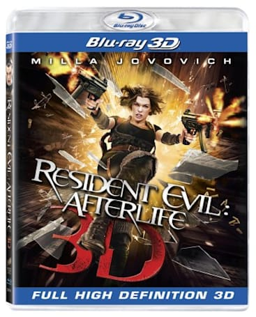 Sony Pictures schedules Resident Evil, Piranha flicks for Blu-ray 3D release