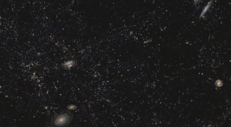 Scientists release biggest ever 3D map of the universe, lacks turn-by-turn navigation (video)