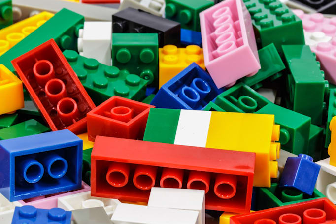 Scientists can build lab tools using these Lego-like blocks