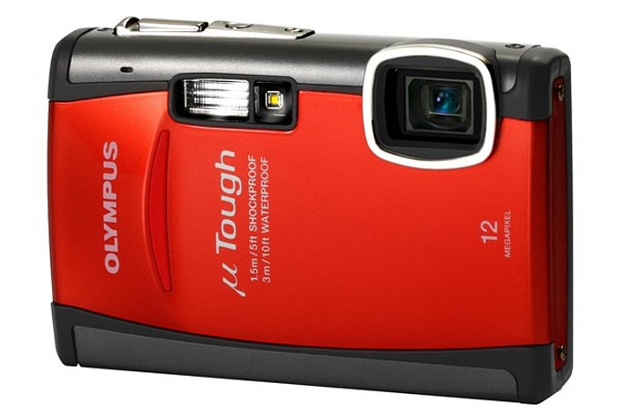 Olympus Mju Tough-6010 seeks clumsy photographer to grow old with