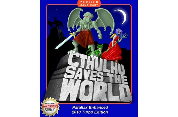 Xbox Live Indie Gems: Cthulhu Saves the World