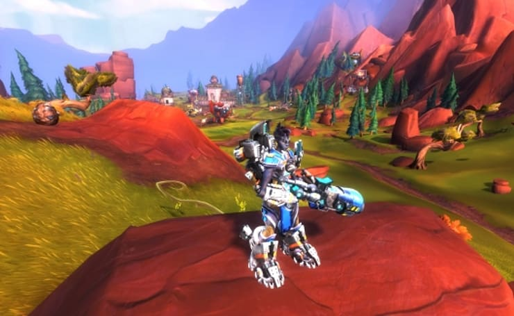 Perfect Ten: Why I'm looking forward to WildStar