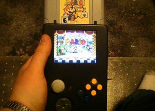 64 Boy might be the smallest N64 mod yet (if not, it's pretty close) (video)