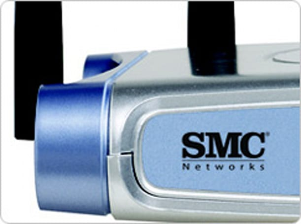 SMC ships trio of draft-spec 802.11n networking gear