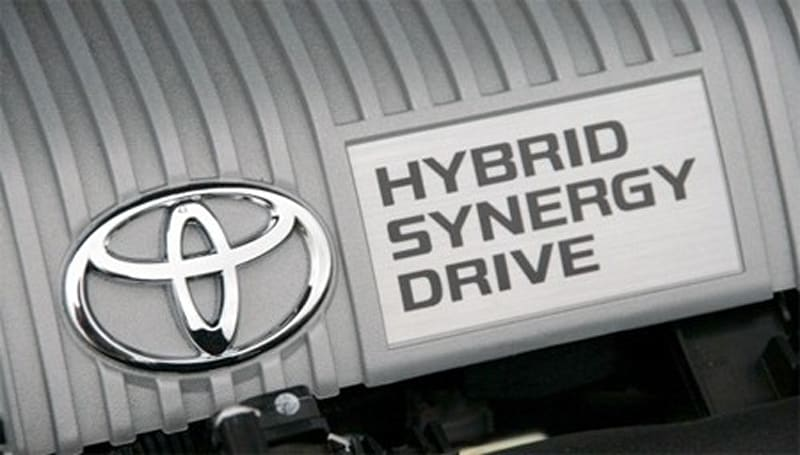Toyota moves its two millionth hybrid vehicle, Ma Earth tips her hat