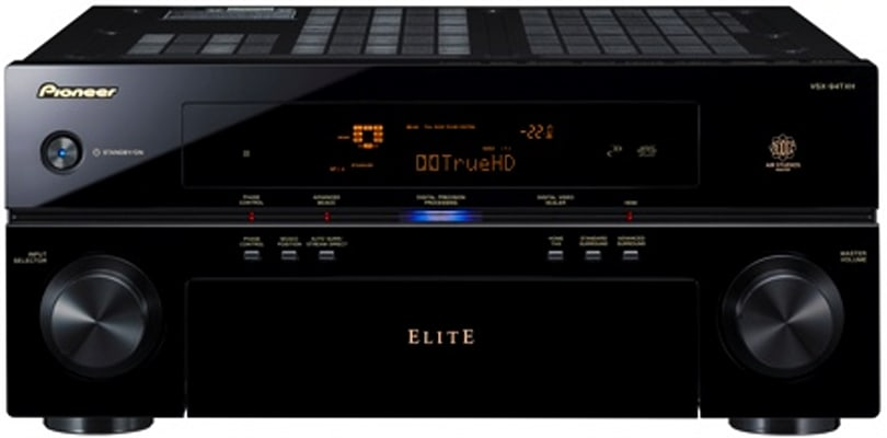 New Pioneer Elite A/V receivers hit the streets